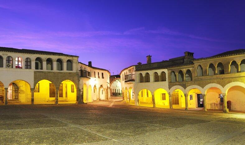 Plaza de Garrovillas