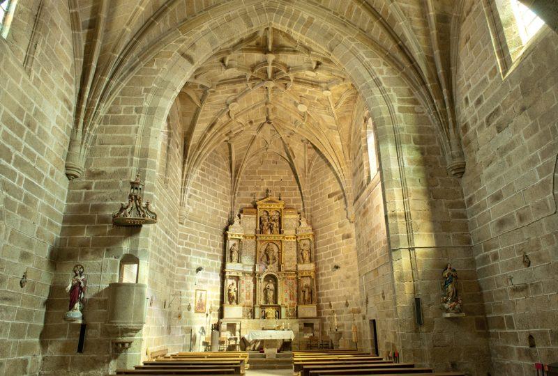 Iglesia Santa María de Gracia