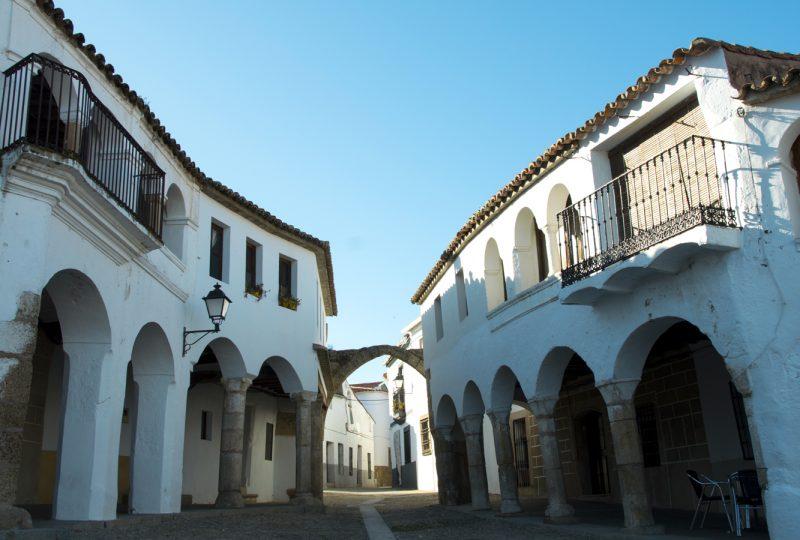 Plaza Garrovillas